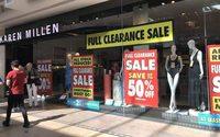 Karen Millen exits high street as all stores close