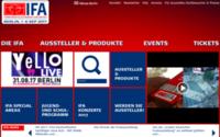 IFA Berlin weiter auf Wachstumskurs