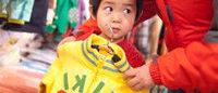 Chine: du kidswear toxique détecté par Greenpeace