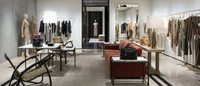 Balmain opens first US flagship
