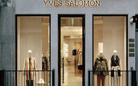 Furrier Yves Salomon opens first London boutique