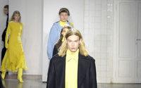 Cédric Charlier returns to the runway in Paris, suspends menswear line
