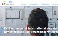 EY-Parthenon veröffentlicht Ranking zur Kundenzufriedenheit