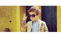 Menino de cinco anos é referência de looks no Instagram