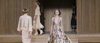 Naturaleza y feminidad en la Alta Costura con Chanel y Stéphane Rolland