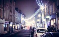 A l'approche de Noël, les commerçants craignent que la grève perdure