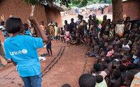 UNICEF launches partnership with modelling giant IMG