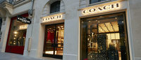 Coach confirms move into Jaeger's Regent Street store