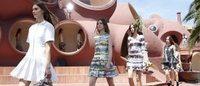 Avant-goût du glamour cannois, Dior en croisière au Palais Bulles