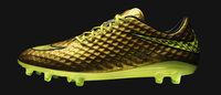Chuteira de Neymar será dourada para o restante da Copa