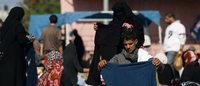 Le marché de la fripe prospère à Gaza sous blocus