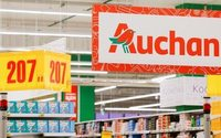 Retailer Auchan says it has not been approached by Amazon in Europe