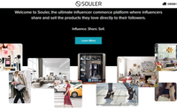 RevCascade launches new influencer commerce platform Souler