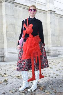 Street Fashion Paris N°253
