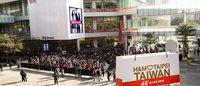 H&Mが台湾初上陸 1号店オープンに1200人以上が行列