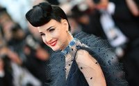 Dita Von Teese is poised to share her beauty tips in a weekend of workshops