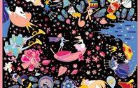 Sirinbird и «Союзмультфильм» представили новогодний шелковый платок «Щелкунчик»