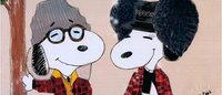 Snoopy e Belle ganham novos cortes assinados por estilistas para exposições