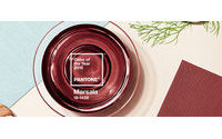 "Vinho tinto ""marsala"" é a cor do ano 2015, segundo o instituto Pantone"
