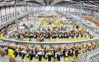 Amazon va créer 2 500 emplois supplémentaires en Grande-Bretagne cette année