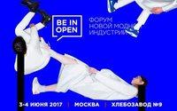 Более 40 спикеров выступят на Форуме новой модной индустрии Be In Open 2017