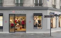 Morgan installe son nouveau concept de boutique à Paris