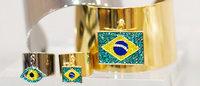 Copa do Mundo 2014 inspira coleção de joias