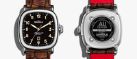 Shinola introduces limited edition Muhammad Ali watch and collection