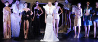 Paris haute couture season ends with Hollywood-style glam