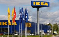 Paris in the spring for Ikea's new city store format