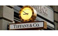 Tiffany:  caída del beneficio en el primer semestre