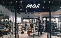 Moa veut dépasser les 200 boutiques à l'enseigne en 2017