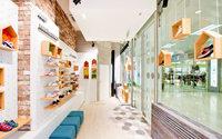 Geox ouvre à Moscou sa première boutique enfant
