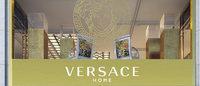ヴェルサーチの家具がそろう国内初のホームコレクション専門店が銀座に