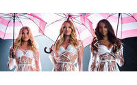 Angels estrelam vídeo com guarda-chuvas branco e rosa