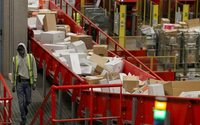 Belgian mail turns to sports stores to ease parcel overload