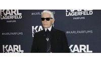 Kristen Stewart, la Coco Chanel de Karl Lagerfeld