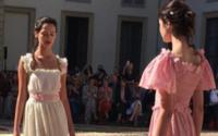 Milano Fashion Week: il romanticismo di Luisa Beccaria tra tulle e fiori