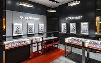 Tag Heuer открыл новый бутик в Москве