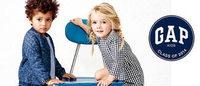 Gapがキッズ&ベビーのモデル募集 世界各地域で開催へ