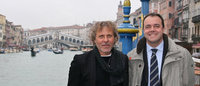 ディーゼル創始者レンツォ・ロッソ、ベネチアの文化遺産保存修復に協力