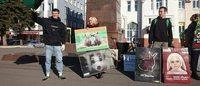 Пикеты «Животные – не одежда» прошли во многих российских городах