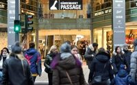 German monthly retail sales drop for fourth month running