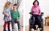 Kiabi lance une collection dédiée aux enfants en situation de handicap
