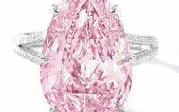 Seltener rosa Diamant für 16,9 Millionen Euro versteigert