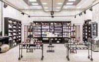 В галереях «Времена года» открылся магазин Cosmotheca