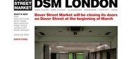 ドーバー ストリート マーケット ロンドン移転オープンは3月19日に決定