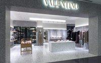 Valentino installe une boutique à Saint-Pétersbourg