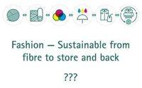Die TU Chemnitz veranstaltet erstmals die Sustainable Textile School