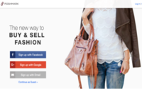 Online fashion startup Poshmark raises $87.5 million, plans Europe and Asia push